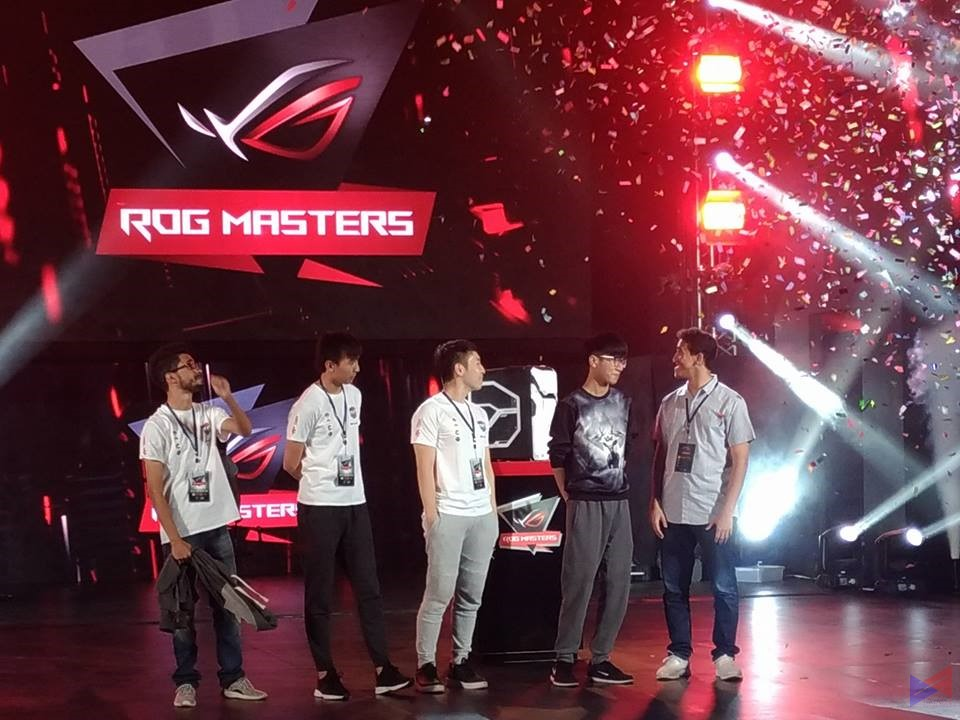 WG.Unity Wins ROG Masters APAC Finals for Dota 2!