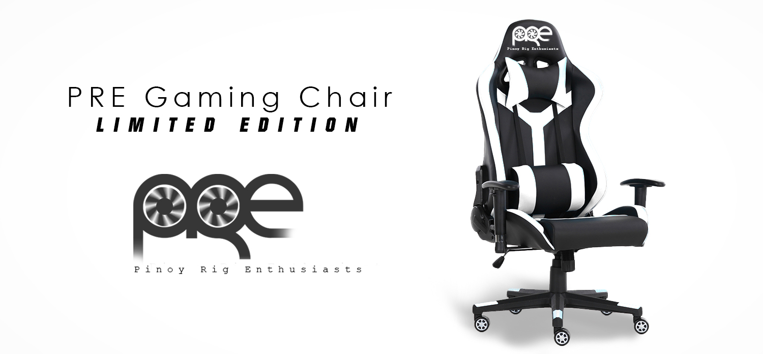ad1 - Pinoy Rig Enthusiasts and Glaiiide collaborate to sell limited edition PRE Gaming Chairs