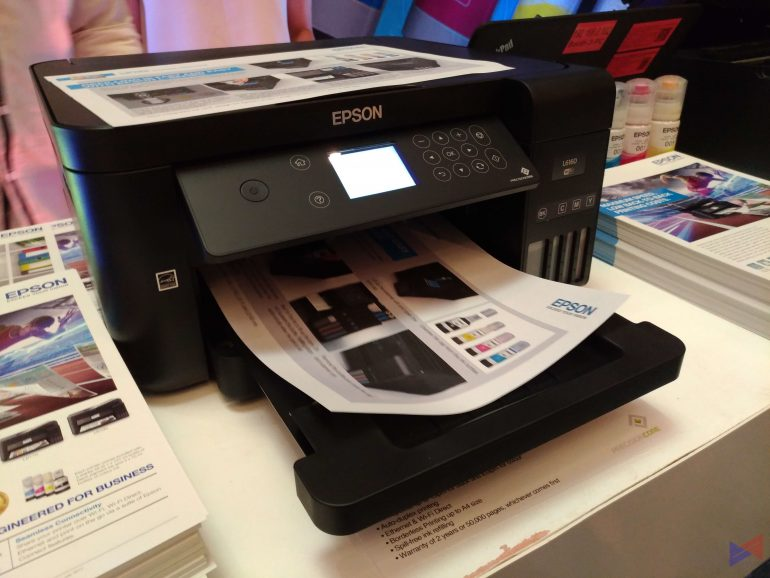 Epson Empowers Businesses Through Innovative Products