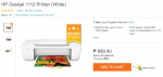 hp deskjet 1112 150x71 - Lazada Flash Sale: HP Deskjet 1112 Printer for Only PhP899!