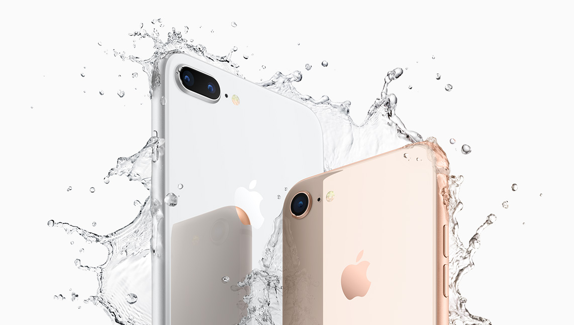 iPhone8Plus iPhone8 water - iPhone 8 and iPhone 8 Plus Available on Smart Postpaid Starting November 17: Now Up for Pre-Orders!