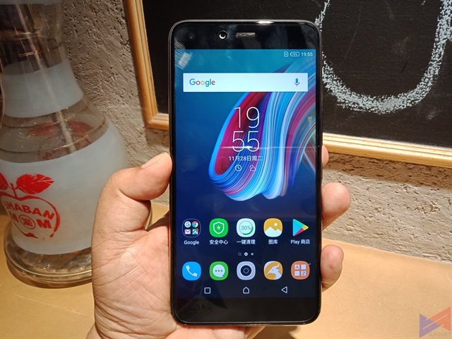 infinix zero5 40 - Infinix Zero 5 Launches in PH: Helio P25 and Dual Rear Cameras