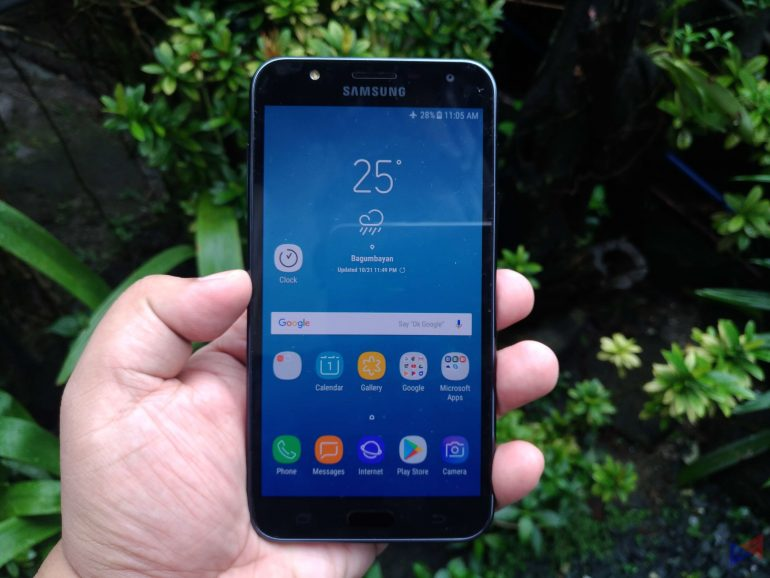 , Samsung Galaxy J7 Core Review: Just Right, Gadget Pilipinas
