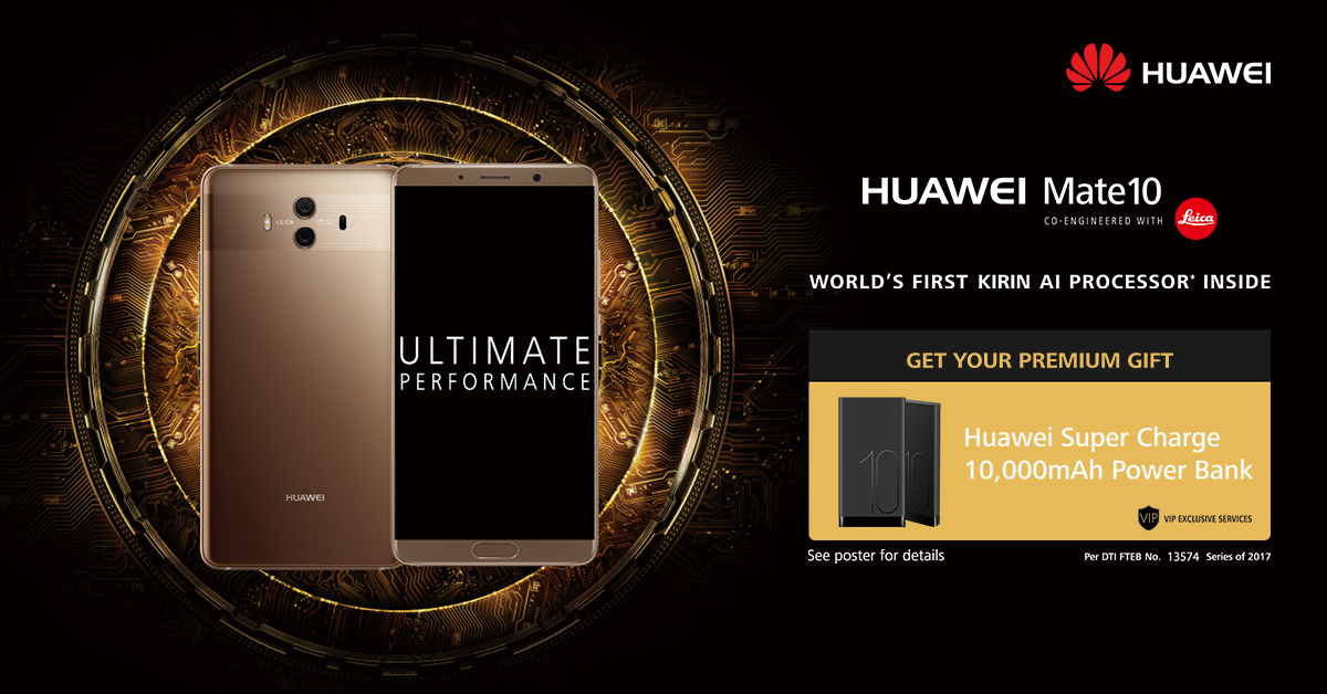 mate10 preorder - Huawei Mate 10 Gets Local Pricing, Now up for Pre-Order!