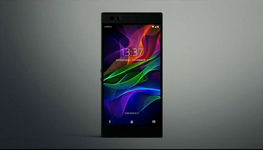 The Razer Phone is Now Official: Snapdragon 835, 2K IGZO Display, Dual Rear Cameras