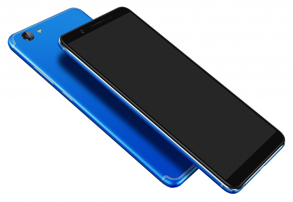 v7blue 1 - Vivo Adds a New Color for the V7+: Energetic Blue