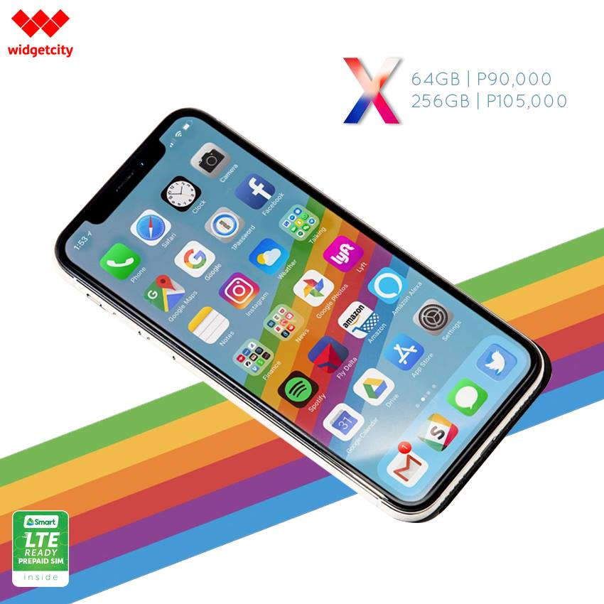 wc iphonex - You can now pre-order the iPhone X from Widget City