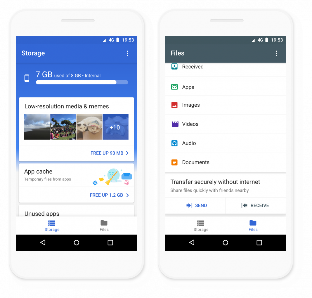 , Google Launches Files Go: A Better Way of Managing Files on Your Phone, Gadget Pilipinas, Gadget Pilipinas