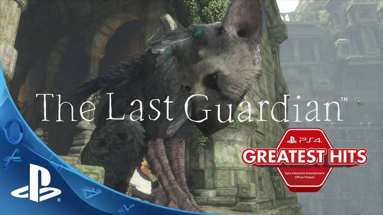 Greatest Hits - Gravity Rush, Gravity Rush 2, The Evil Within and The Last Guardian, awarded with Greatest Hits badge - get price reduction