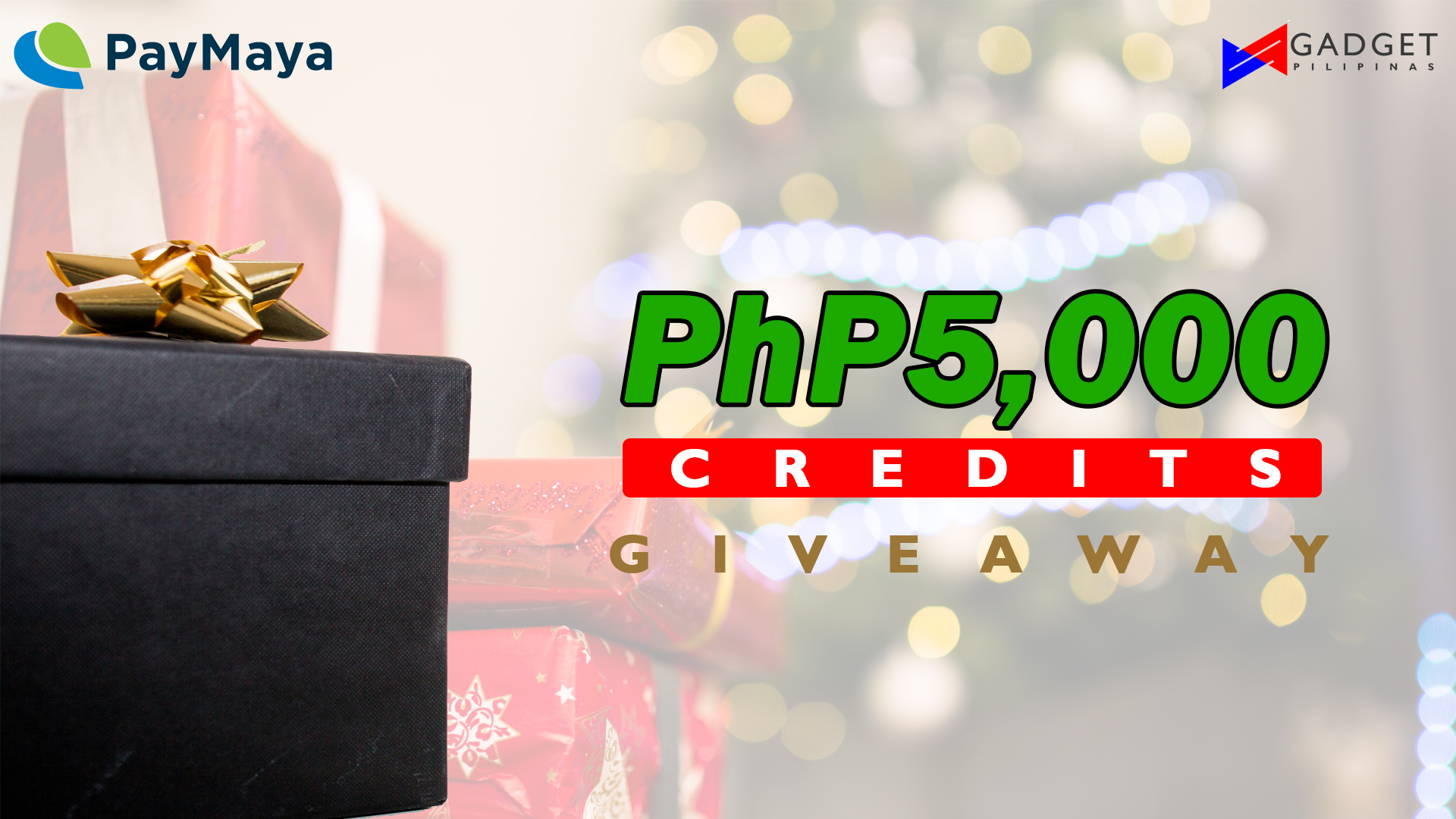 PayMaya - PayMaya gives you plenty of reasons to #ShareTheLove; plus we've got PhP5,000 PayMaya giveaway!