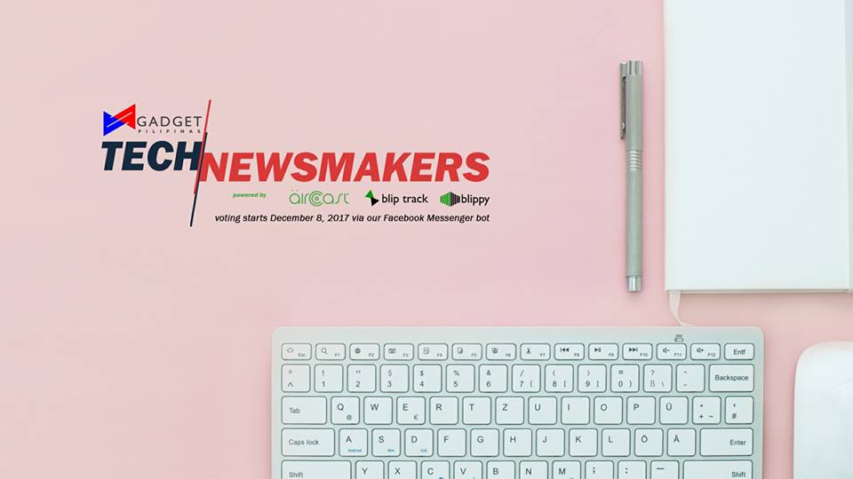 gadgetpilipinas awards2017 1 - Here are the Nominees for the Gadget Pilipinas Tech Newsmakers 2017!