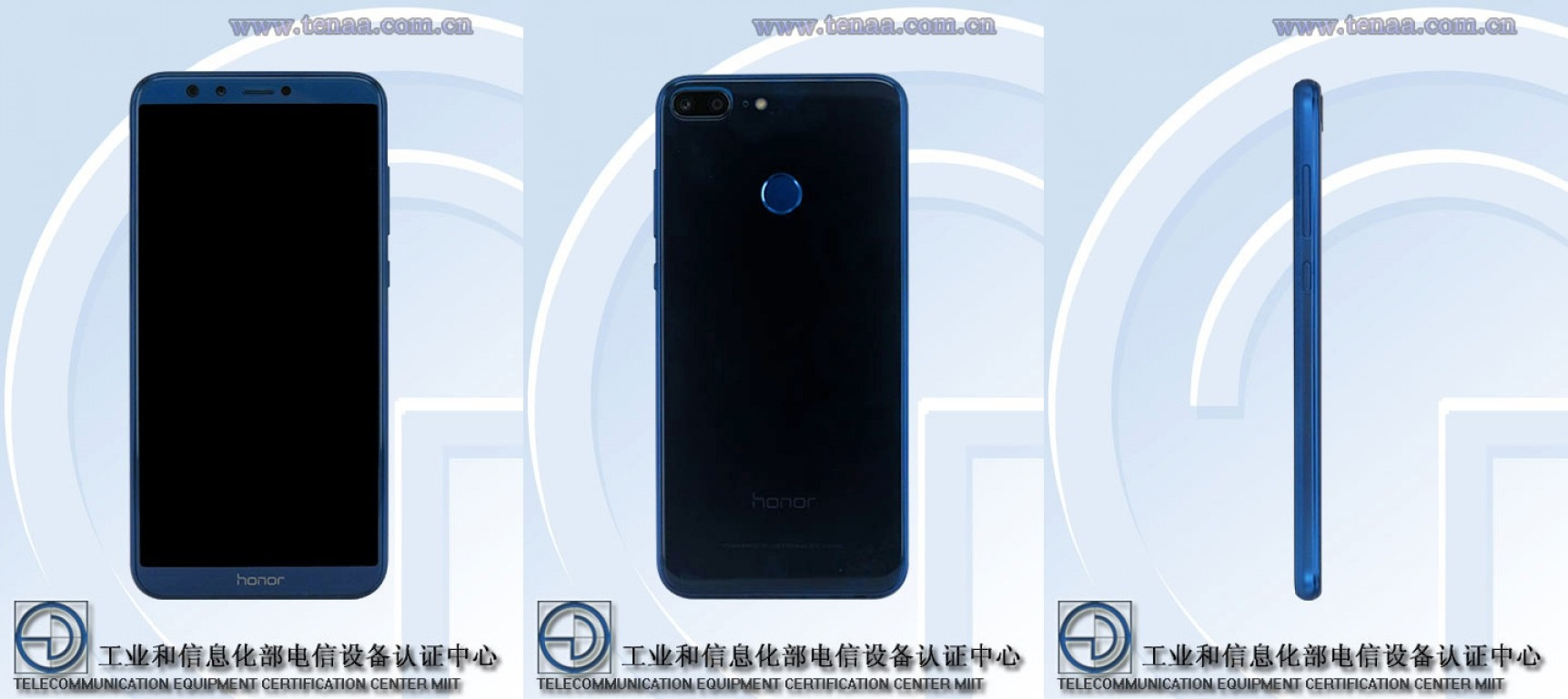 honor 9 lite - Spotted in TENAA: Honor 9 Lite