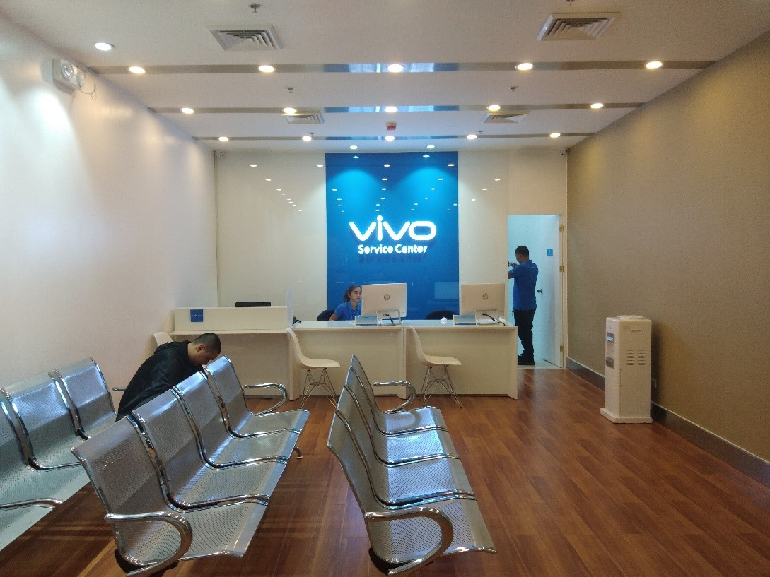 vivo sc qc 2 - Vivo Opens its Newest Service Center at SM City North EDSA!