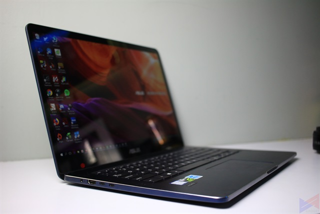 zbp u 79 - ASUS ZenBook Pro UX550VE Review: Subtle, Yet Powerful