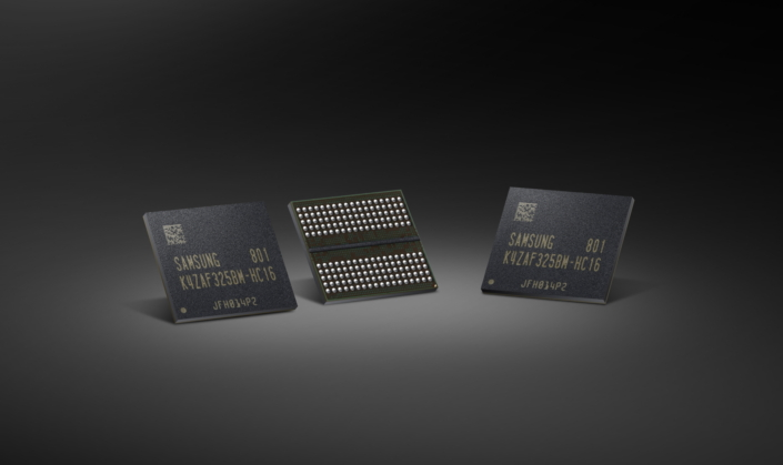 16 Gigabit GDDR6 2 Main 1 - Samsung Electronics' GDDR6 mass production begins