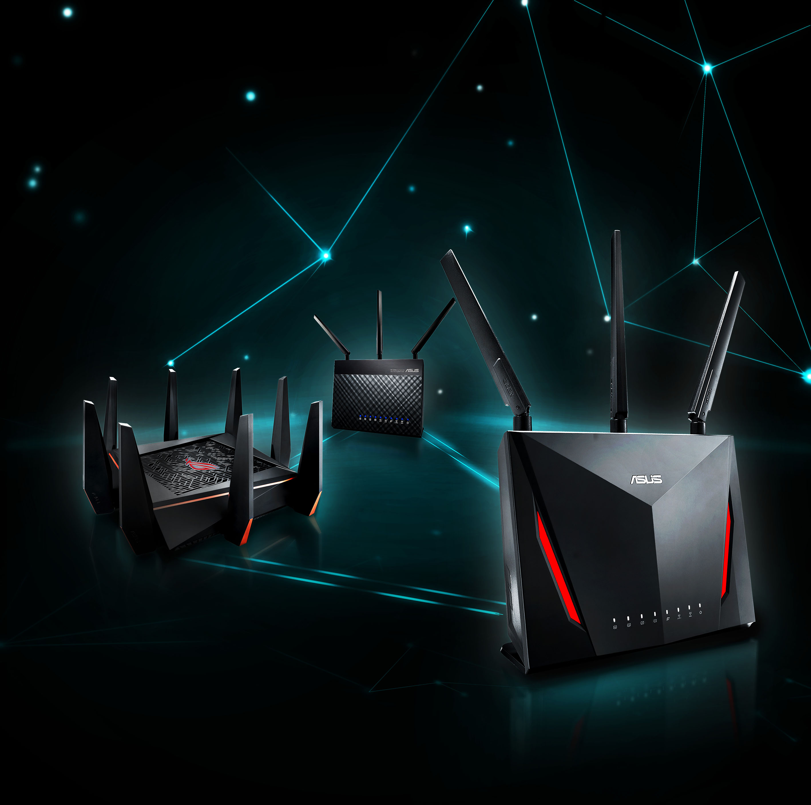 AiMesh KV - ASUS Announces AiMesh Whole-Home Wi-Fi for ASUS Routers