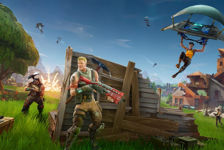 Fortnite home fn battle royale 1268x717 cf9fa8a783c249aa8d6929126e29f5f190620357 770x515 - NVIDIA Releases Game Ready Driver for Fortnite Battle Royale