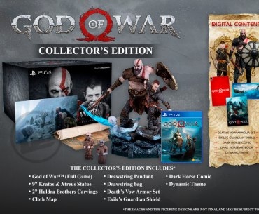 God of War Datablitz 370x305 - God of War drops April 20, pre-order available in Datablitz and PSN Store