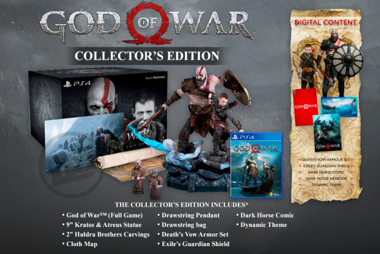 God of War drops April 20, pre-order available in Datablitz and PSN Store
