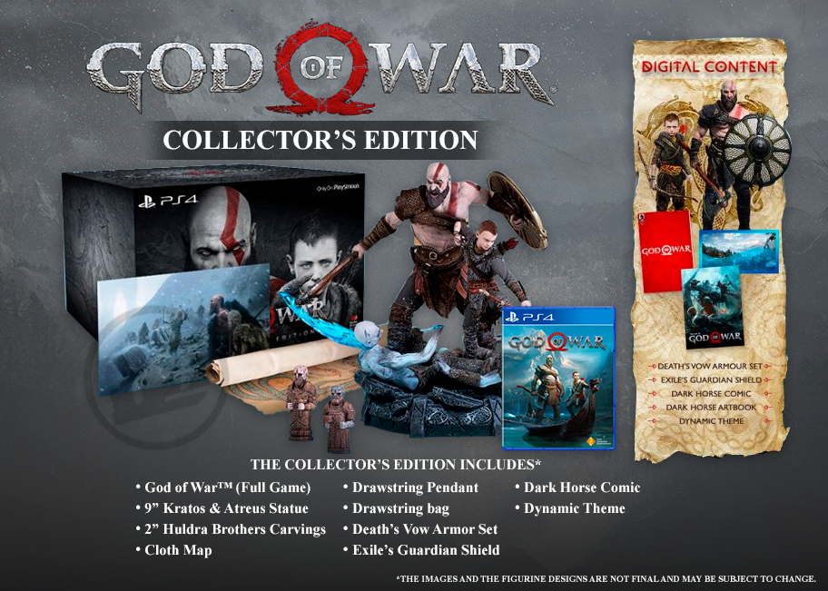 God of War Datablitz - God of War drops April 20, pre-order available in Datablitz and PSN Store