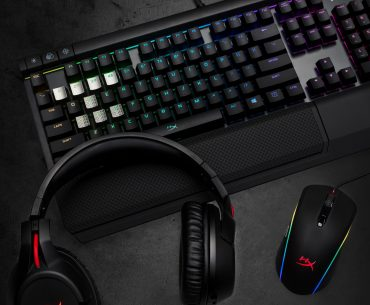 HyperX Unveils Newest RGB Gaming Gear at CES 2018