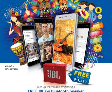 Nokia JBL FESTIVAL POSTER RANGE 1 370x305 - Get a FREE JBL Go Speaker With Every Purchase of a Nokia Android Smartphone!