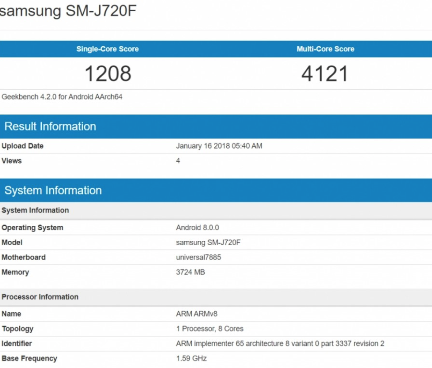 Screen Shot 2018 01 20 at 7.51.12 PM - Samsung Galaxy J8 Spotted In the Wild, An Out-of-the-Box Android Oreo