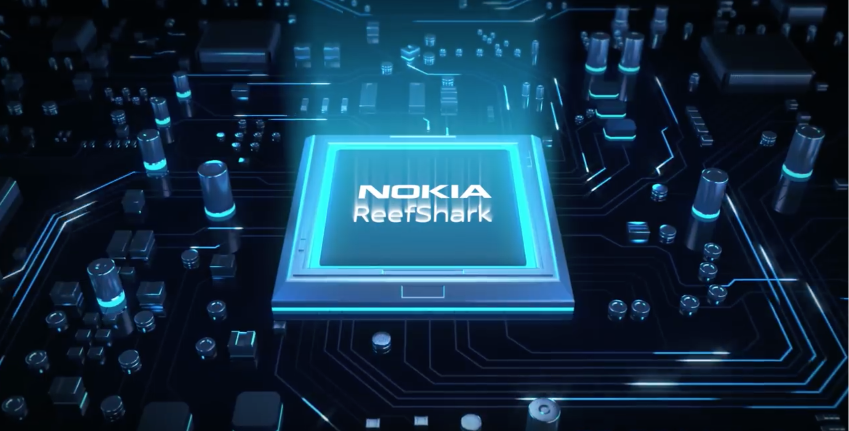 Nokia launches ReefShark, promises massive performance in 5G networks