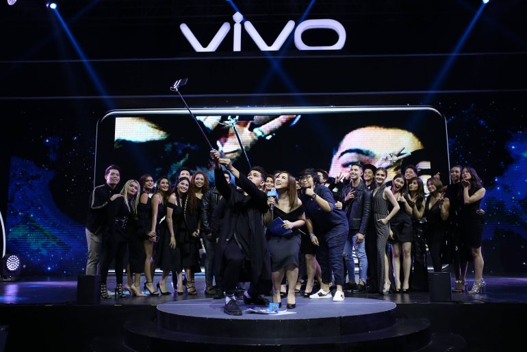 Vivo family V7launch 770x515 - A Lookback at Vivo's 2017 Successful Star-Studded Marketing Campaign