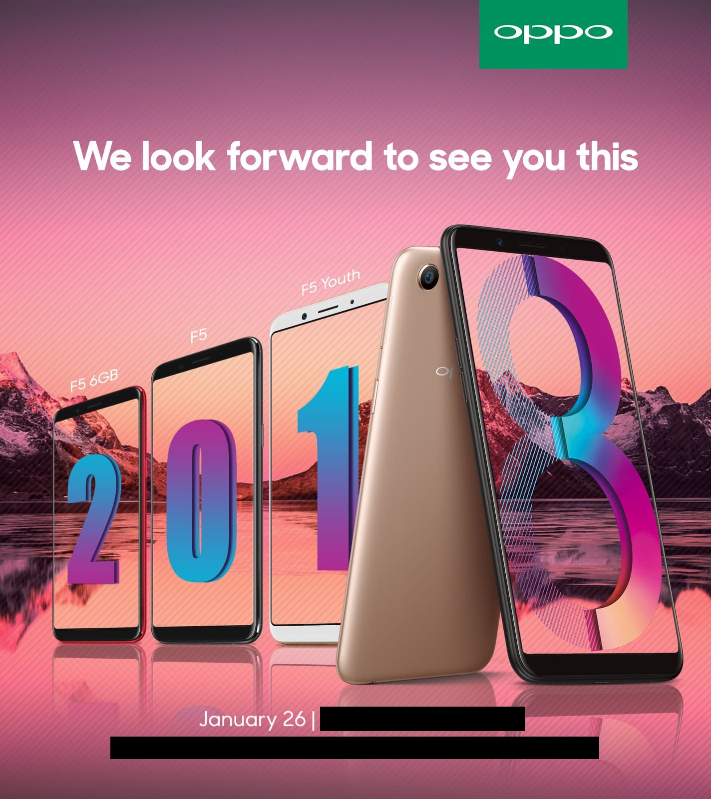 oppo a83 launch2 - OPPO Set to Launch a New Budget Smartphone Soon - Could be the A83?