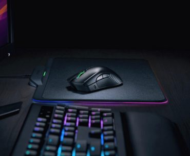 razer mamba hypeflux and firefly hyperflux msepad 370x305 - Razer Introduces its own Wirelessly Charging Mouse Pad