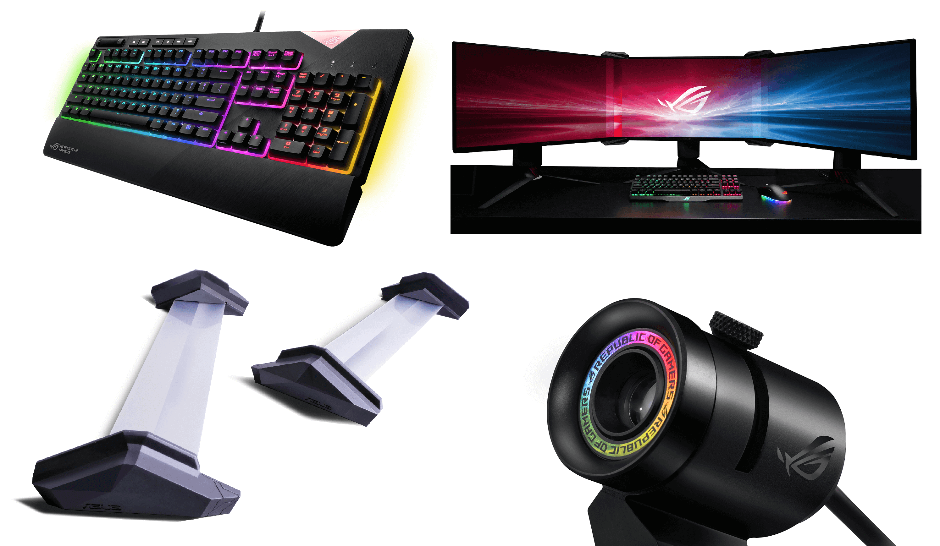 , ASUS ROG Announces Latest Gaming Gear at CES 2018, Gadget Pilipinas, Gadget Pilipinas