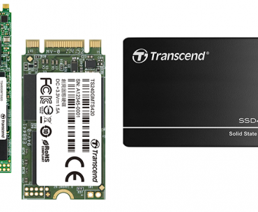Transcend Announces New 3D TLC NAND Solid State Drives!