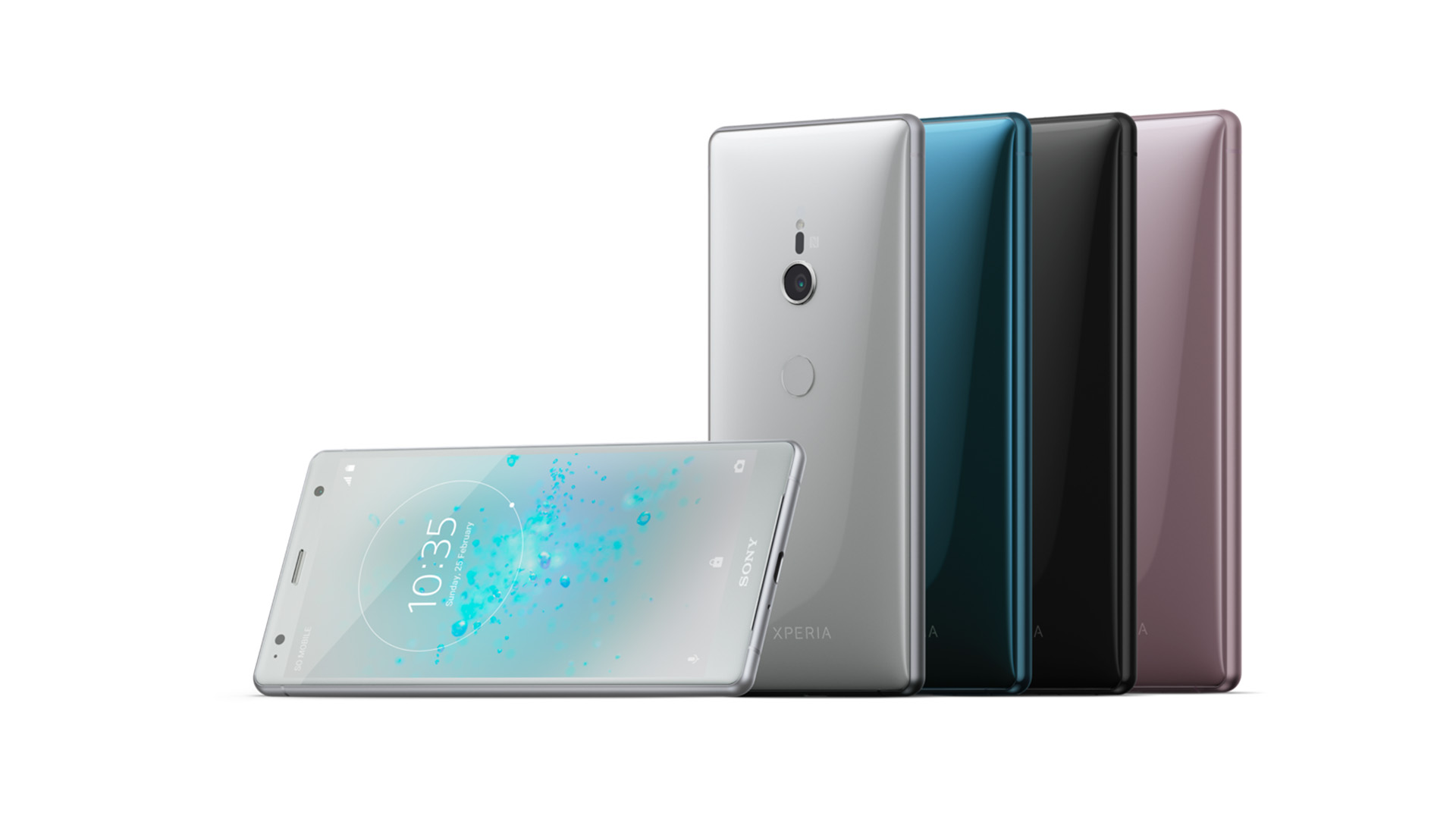 XZ2 - Sony makes Xperia XZ2 official, will become available soon in the Philippines