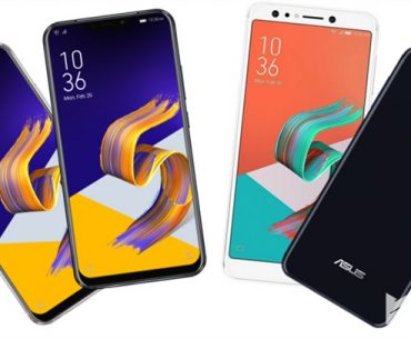 ASUS Announces Zenfone 5z, a 479 Euro smartphone with Qualcomm Snapdragon 845