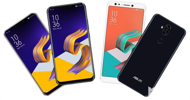 Zenfone 5 MWC2018 Launch 6 770x406 - ASUS Announces Zenfone 5z, a 479 Euro smartphone with Qualcomm Snapdragon 845