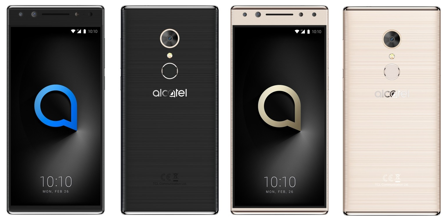 Alcatel 5, The Alcatel 5 is TCL's Newest Mid-Ranger (or Flagship?), Gadget Pilipinas
