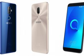 Alcatel 3 Series - 1