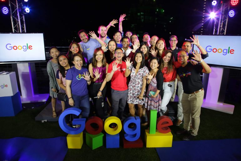 Google PH 5th Anniversary 1