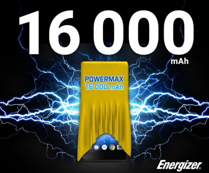 gsmarena 001 4 - Energizer to Unveil Power Max P16K Pro with 16,000mAh Battery