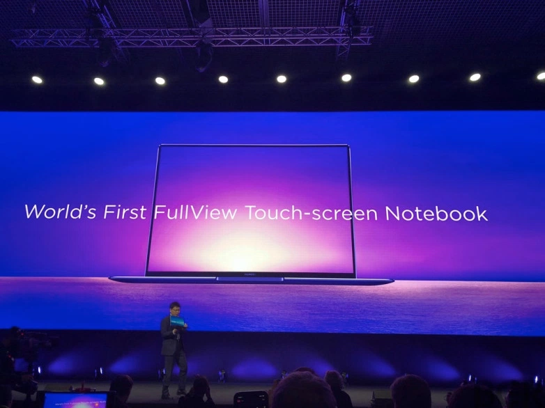 The Huawei Matebook X Pro could be the best looking laptop ever