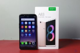 OPPO A83 - 1