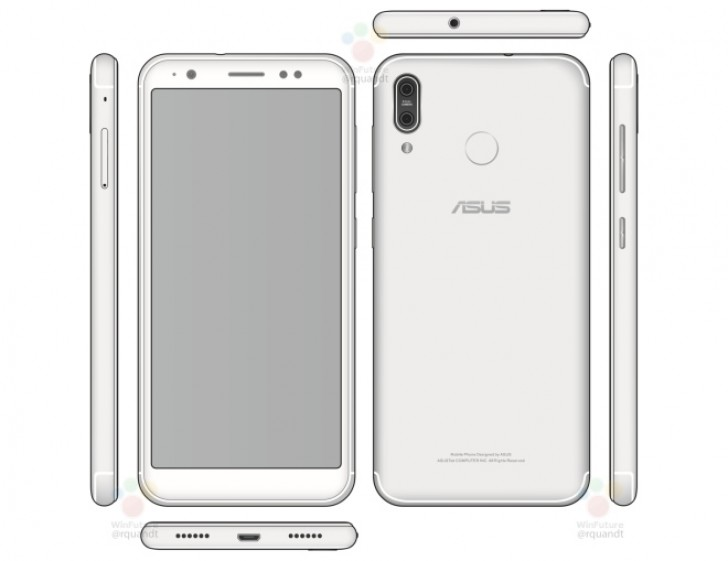 zenfone5 render - Is this the ASUS Zenfone 5?