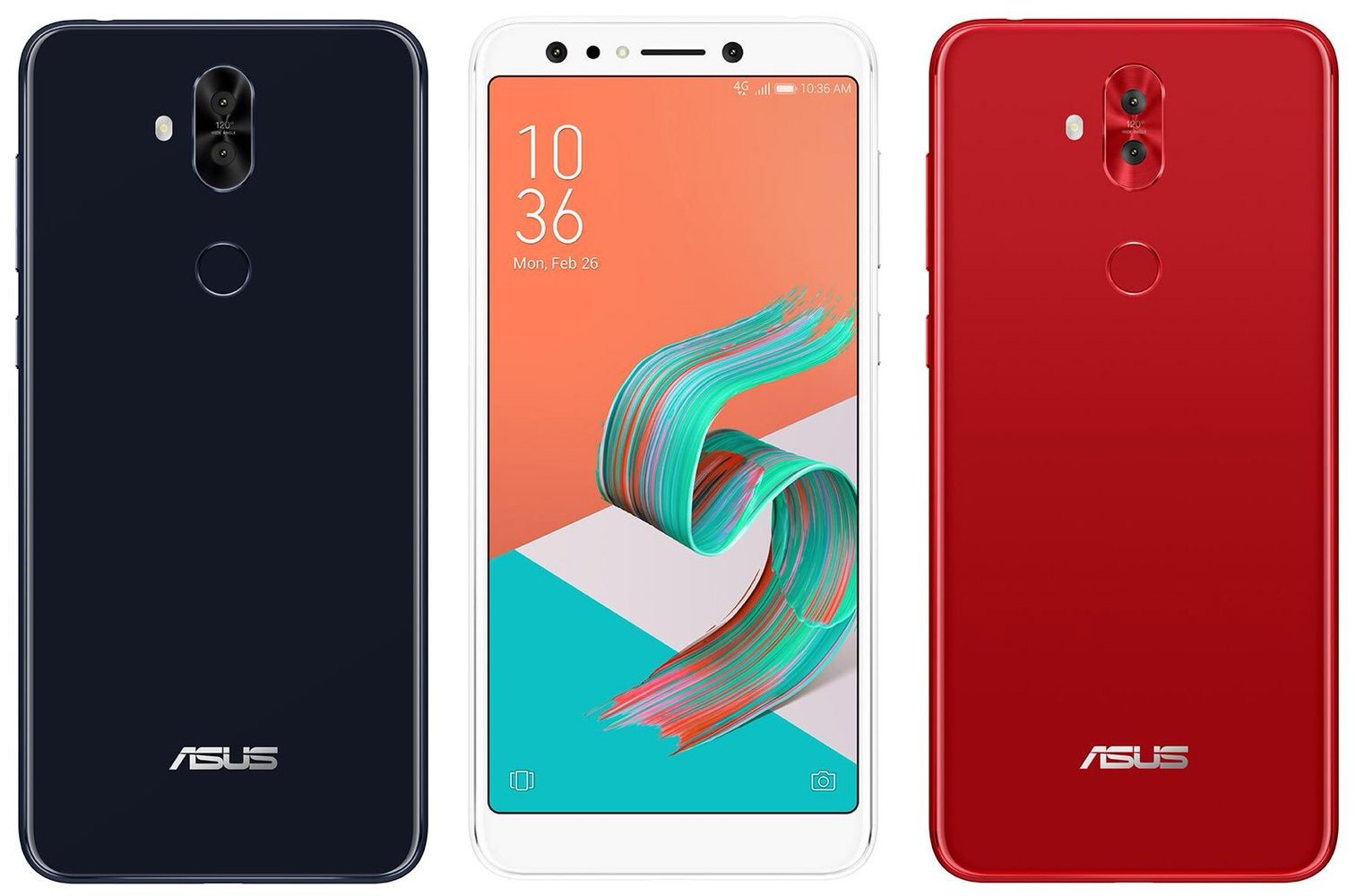 ASUS Zenfone 5 Lite Render Leaks Ahead of Launch – Gadget