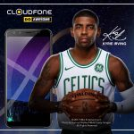 Kyrie Irving is the new face of Cloudfone