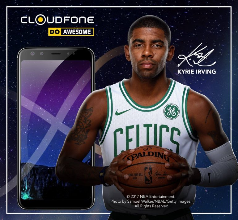 Kyrie for Cloudfone