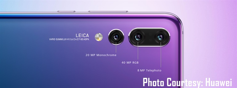 Huawei P20 Pro 1 - Huawei P20 and P20 Pro Now Official