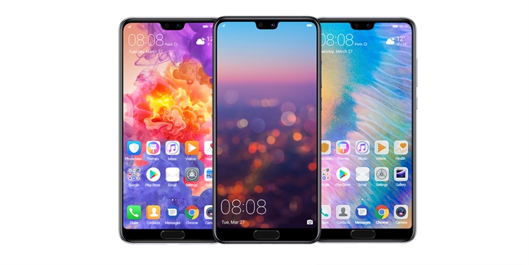 Huawei P202 - Huawei P20 and P20 Pro Now Official