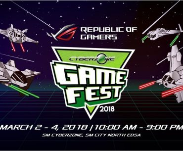 Cyberzone Game Fest 1