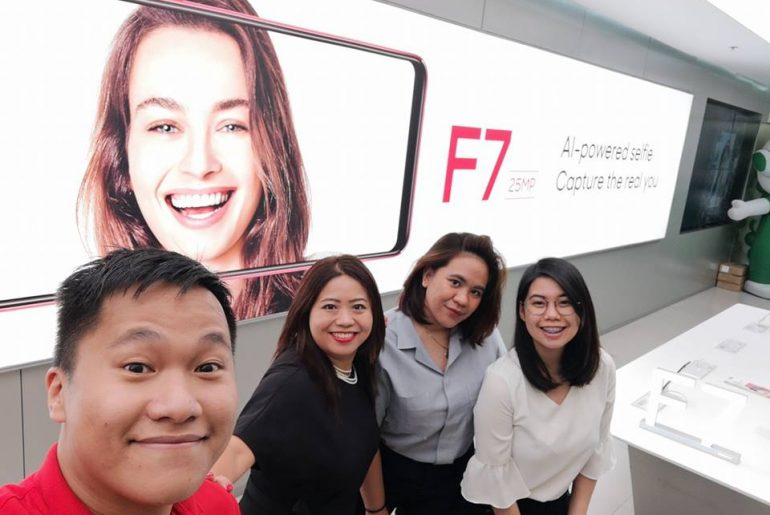 OPPO F7 Launch 2